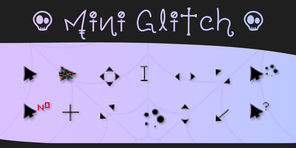 Cursor Glich | Mini Glitch