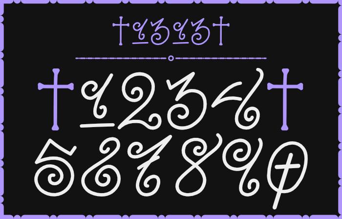 Tipografía de Números | t1313t