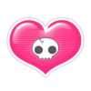 Stickers Corazón Sticker PNG