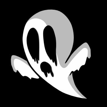 Fantasma Vector PNG