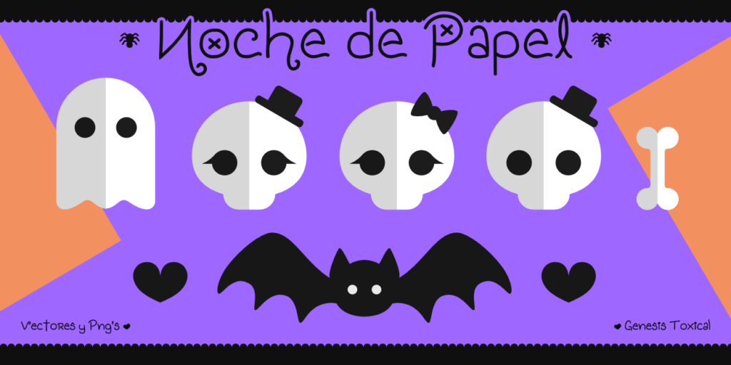 Vectores Halloween Clipart
