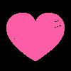 Corazón Dibujo PNG