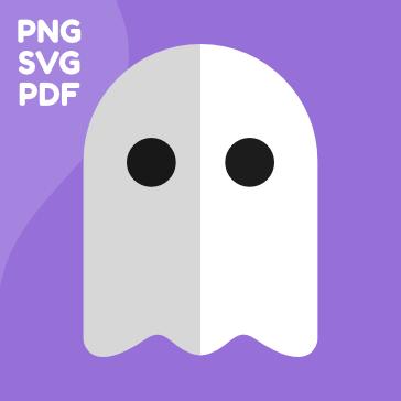 Fantasma Icono PNG