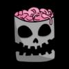 Halloween Dibujo Cerebro PNG