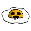 Huevo Halloween PNG