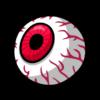 Ojo Rojo Animado PNG
