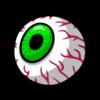 Ojo Verde Animado